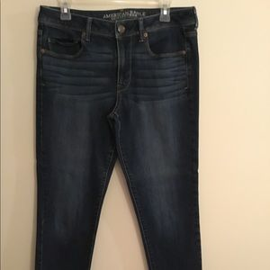 American Eagle Outfitters Super Skinny Jeans